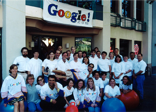 Googleplex 1999