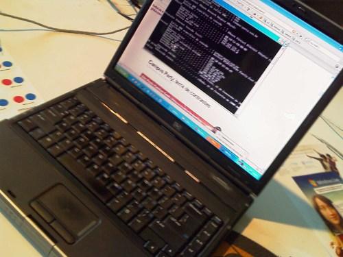 Notebook do Suposto Hacker