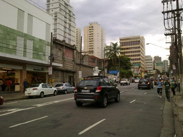 200120110241 Novos carros do Google Street View desfilam por São Paulo