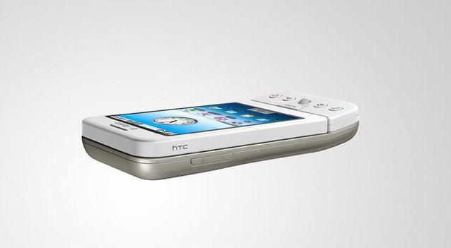 T-Mobile G1 Branco