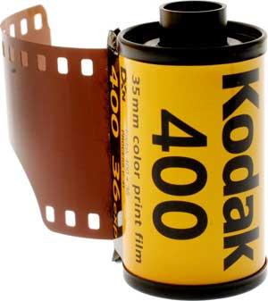 Kodak-film