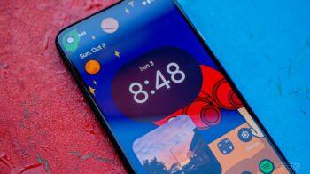 Samsung: Android 12 chega antes do final do ano