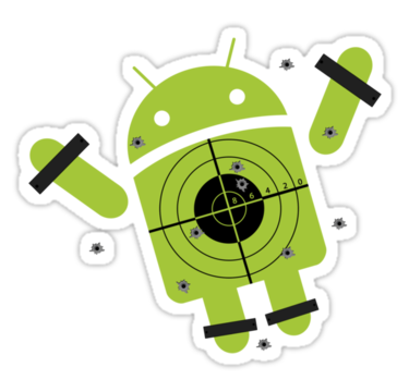 android-alvo