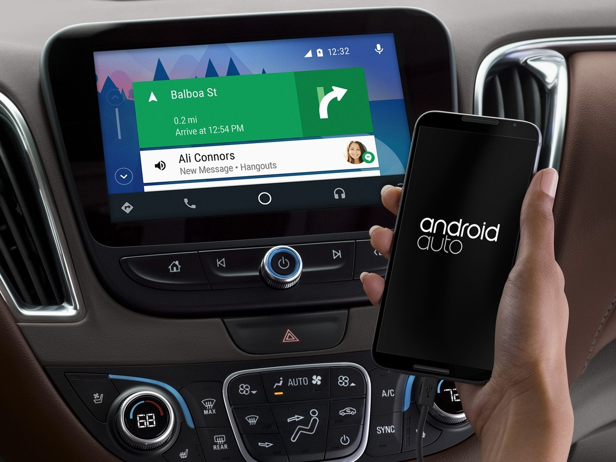 Android Auto permitirá pagar o combustível sem sair do carro