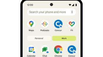 Google vai separar aplicativos de trabalho e pessoais no Android