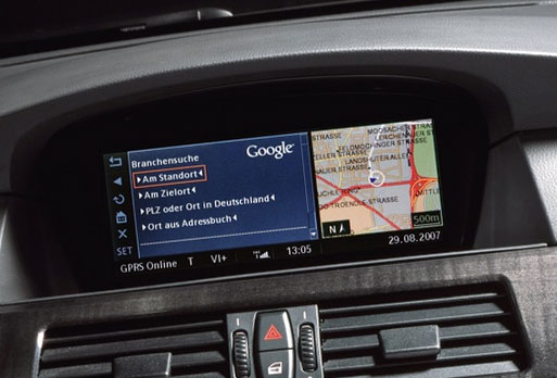 bmw google opt BMW Search com Google Maps integrado [um modo caro de buscar no Google]