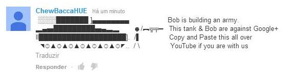 bob-youtube-spam