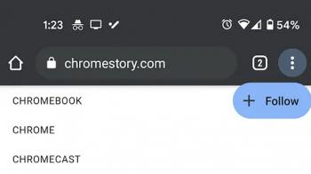 Google Reader pode voltar? Chrome adiciona botão para seguir sites
