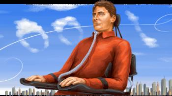 Google celebra 69º aniversário de Christopher Reeve