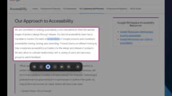 Chrome OS ganha vozes mais naturais em recurso de acessibilidade 'Selecionar para falar'