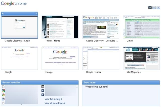 chrome guia Novo Google Chrome Beta está 30% mais rápido e implementa suporte a HTML5