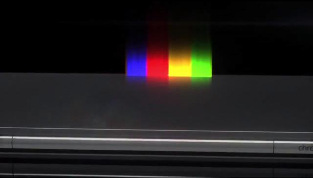 chrome-luzes