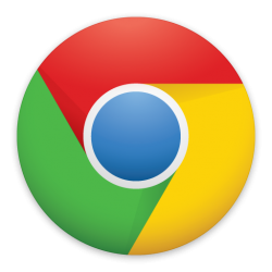 chrome new logo e1314933253150 Chrome Beta traz nova API para suporte a webcam e microfone