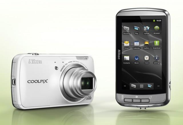 coolpix android e1345655958108 Nikon revela nova câmera digital  com Android