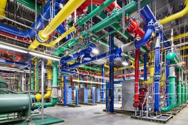 Google usa inteligência artificial para aumentar a eficiência de seus data centers | Google Discovery