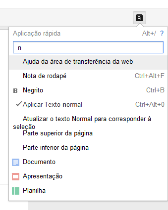 drive aplicacao rapida Novos recursos no Google Drive: visualização de conteúdo e aplicação rápida