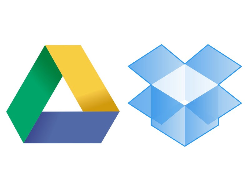Google Cloud e Dropbox irão integrar plataformas