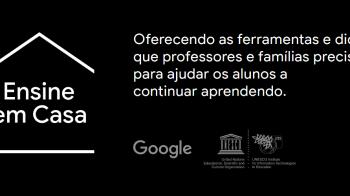 Ensine em Casa, do Google for Education, ganha novidades