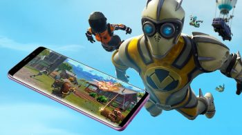 Fortnite para Android é removido do Google Play