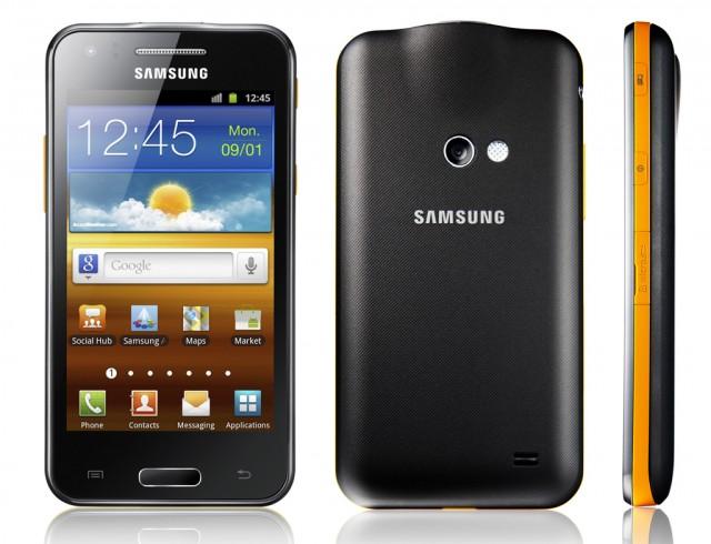 galaxy beam2 e1330391965974 Galaxy Beam, o Android da Samsung com projetor HD