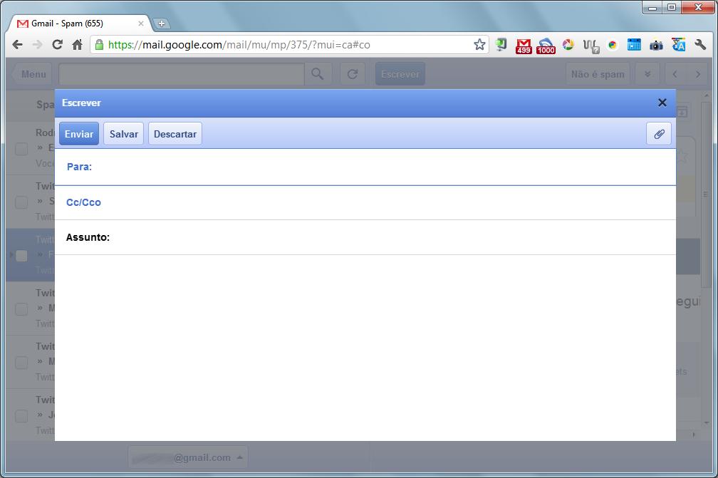 gmail offline escrever Gmail, Google Docs e Calendar ganham versões offline