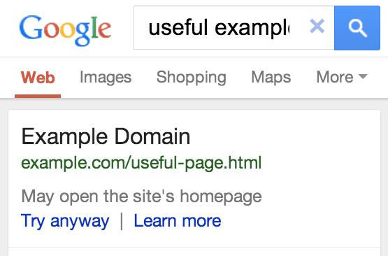 google-alerta-pagina-inicial