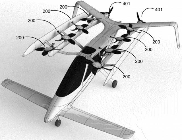 google-aviao-patente