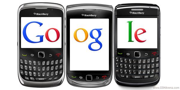 google-blackberry