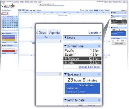 google-calendar-gadgets