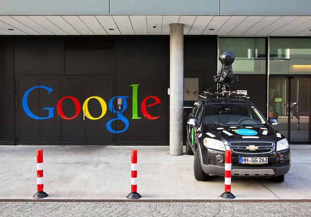 google-garagem