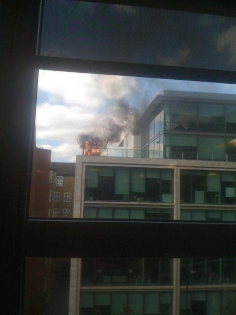 google-incendio-uk
