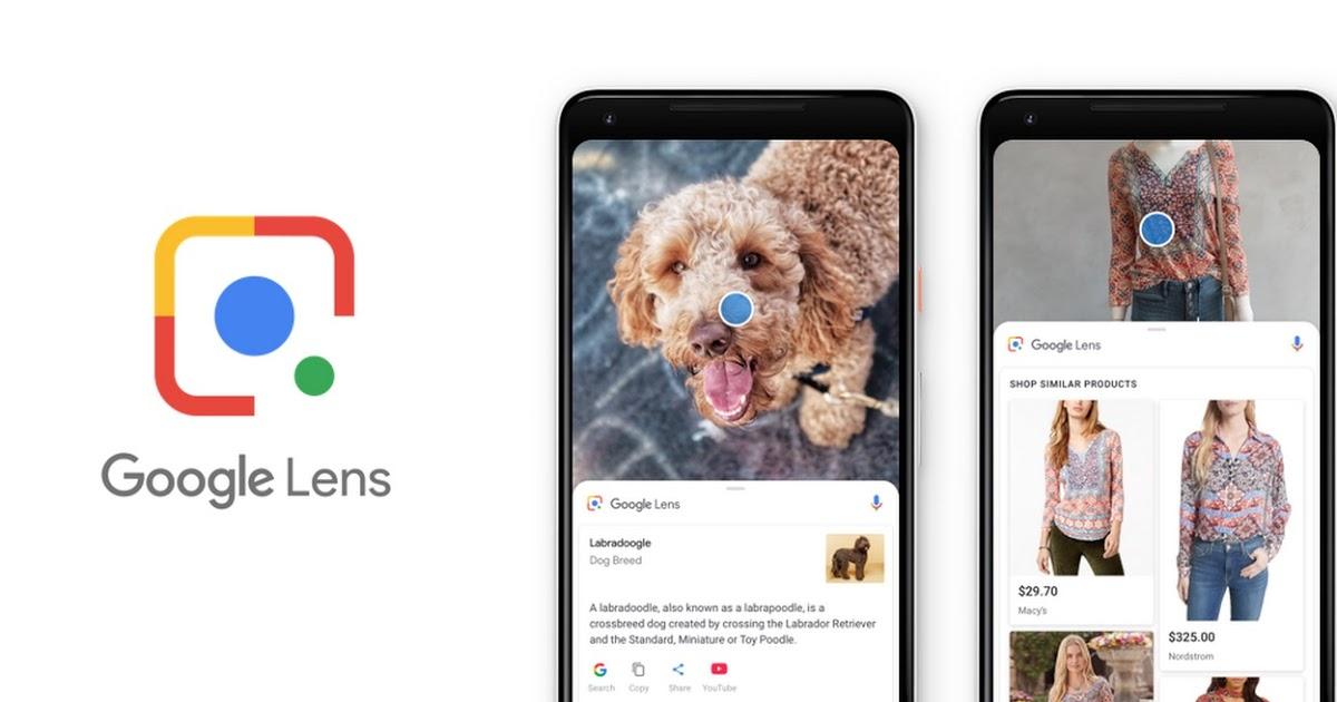 Lens no Google Imagens disponível no Brasil