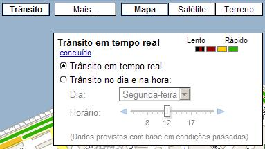 google-maps-transito