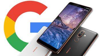 Google e Nokia anunciam parceria tecnológica
