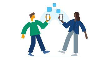 Google Play agora compartilha aplicativos com dispositivos próximos