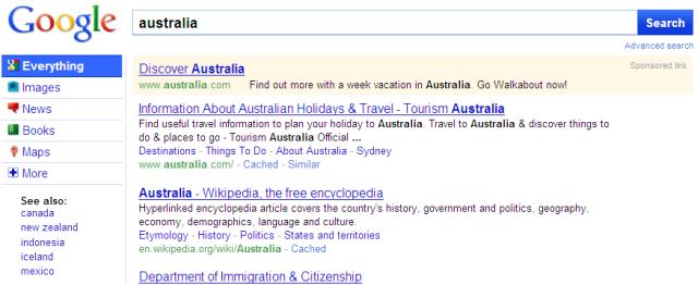 google-sidebar