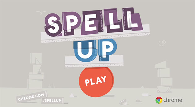 google-spell-up