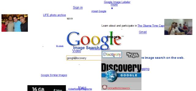 google sphere Google Sphere, um experimento com o Google Imagens