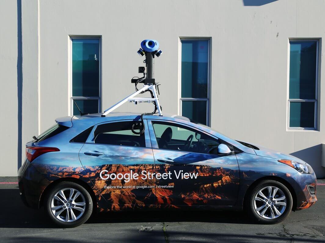 Street View para Android agora gera imagens conectadas enquanto você se movimenta