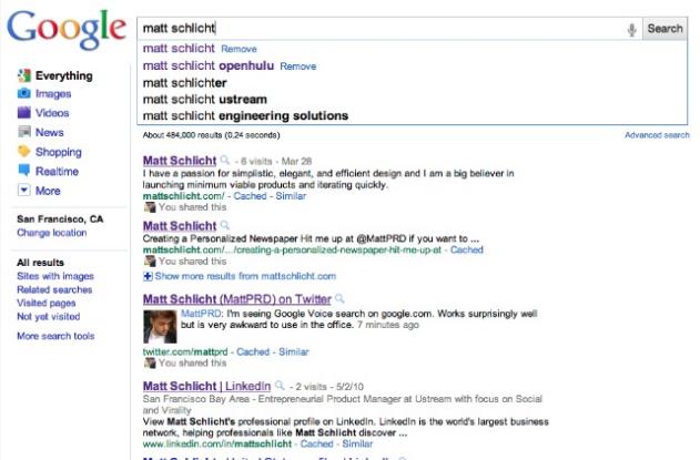 google com voice search3 Google inicia experimento com buscas por voz