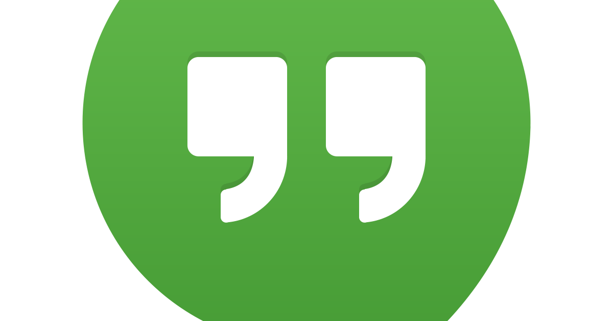 how to go live on google hangouts