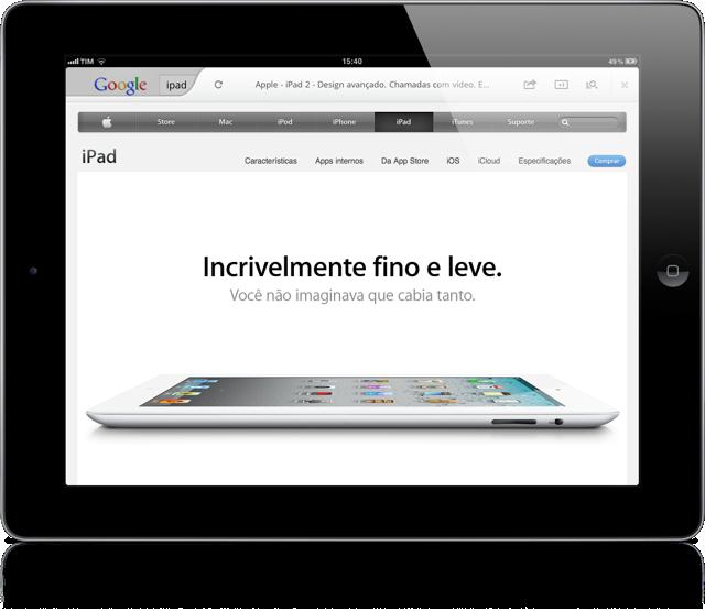 Google ipad 9