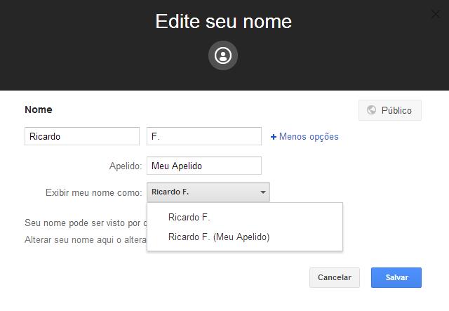 google_plus_alterar_nome