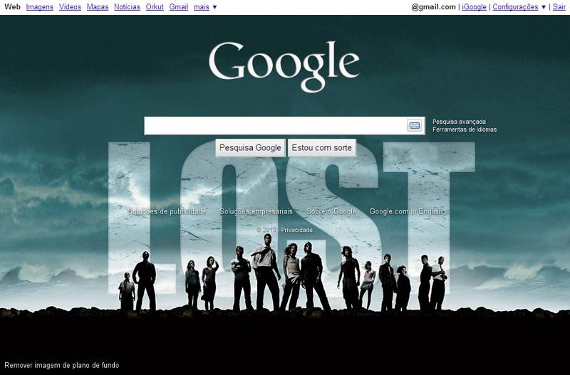 Google Search Brasil Ganha Imagens De Plano De Fundo