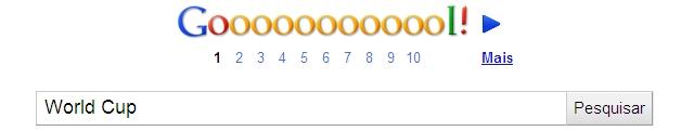 google search copa 2 Google Search entra no clima da Copa do Mundo