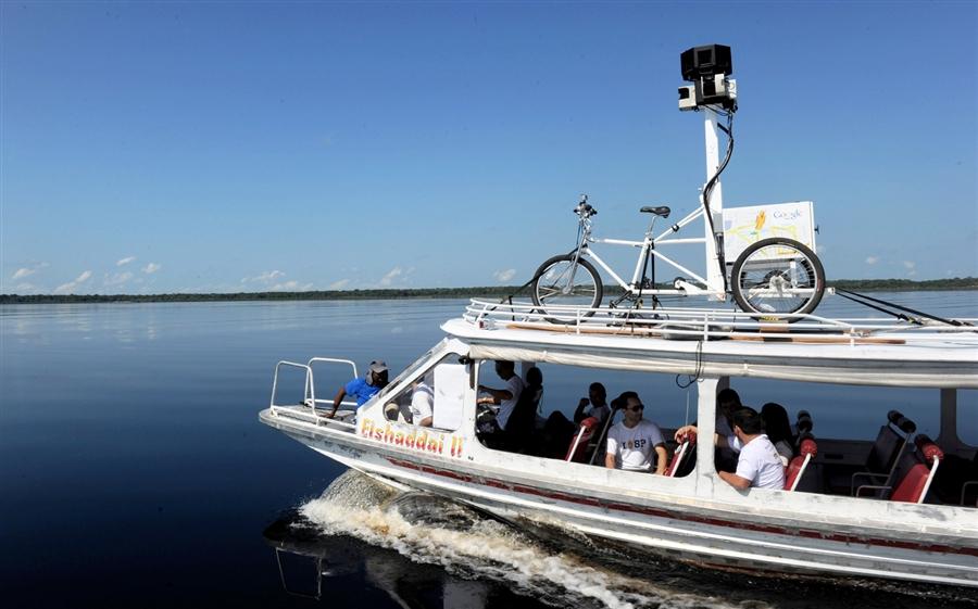 google street view brasil amazonia1 Street View Brasil fotografa a Amazônia