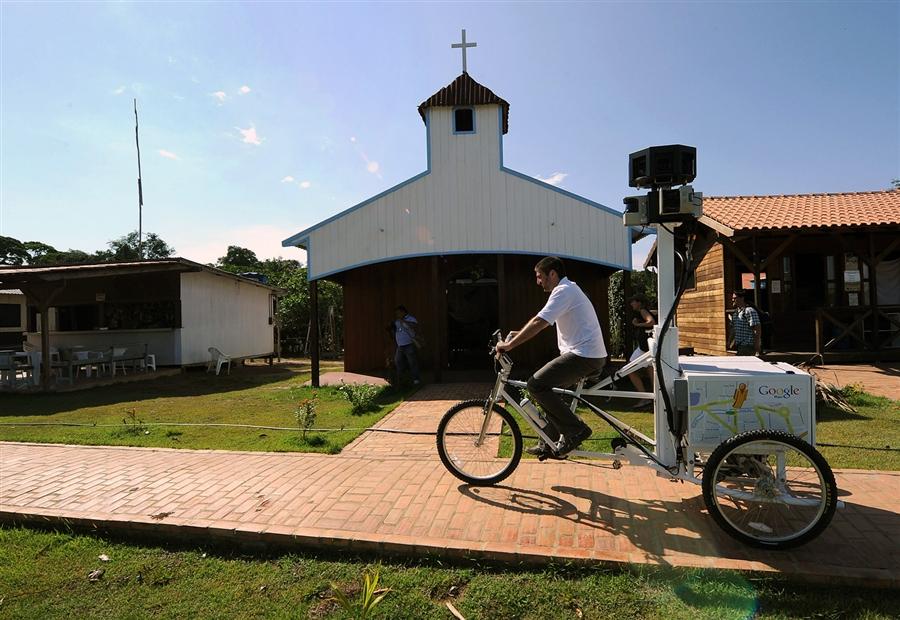 google street view brasil amazonia3 Street View Brasil fotografa a Amazônia