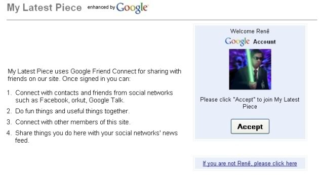 googlefriend2 Descubra como funciona o Google Friend Connect (exclusivo)