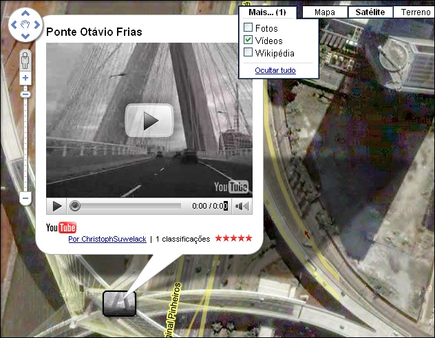 googlemapsvideo